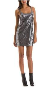 Sequin Dress1 Armani Exchange